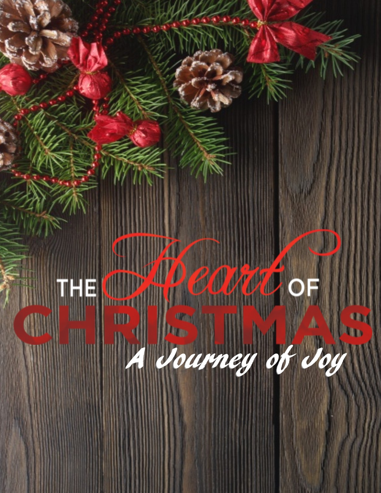 The Heart Of Christmas.The Heart Of Christmas A Journey Of Joy Faith Ranch